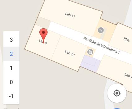 Indoor Maps, da Google