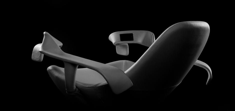 TAO Chair, da Tao Wellness. Uma cadeira para fazer exercícios