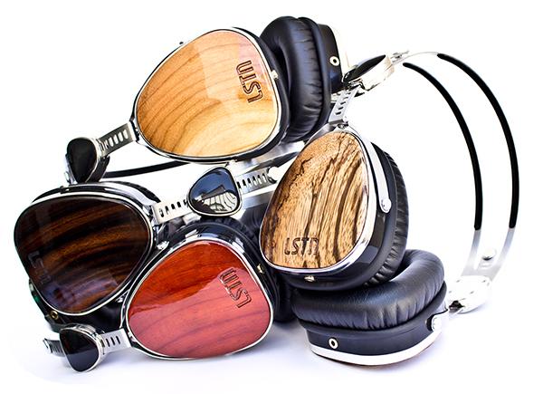 Headphones LSTN, modelo Troubadour, na Amazing Store