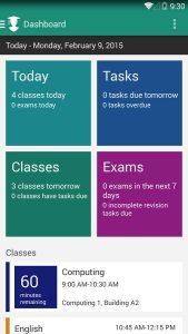 Apps para ajudar a estudar. MyStudyLife