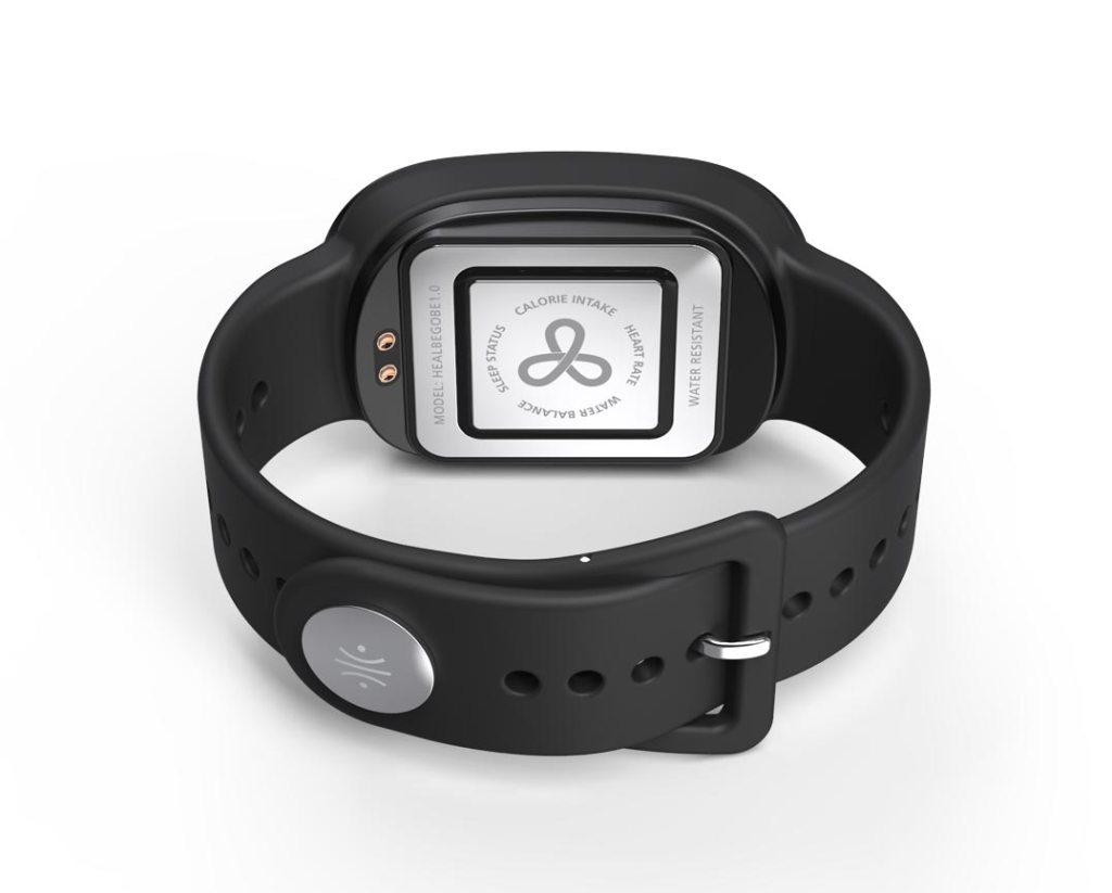 GoBe, da Healbe, um monitor de atividade que conta calorias automaticamente