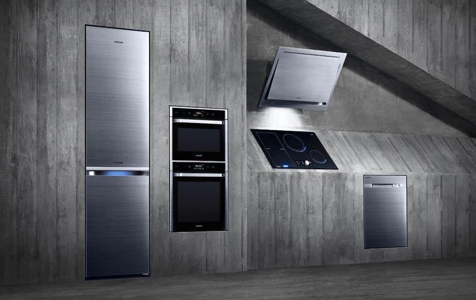 Cozinha premium Chef Collection, da Samsung