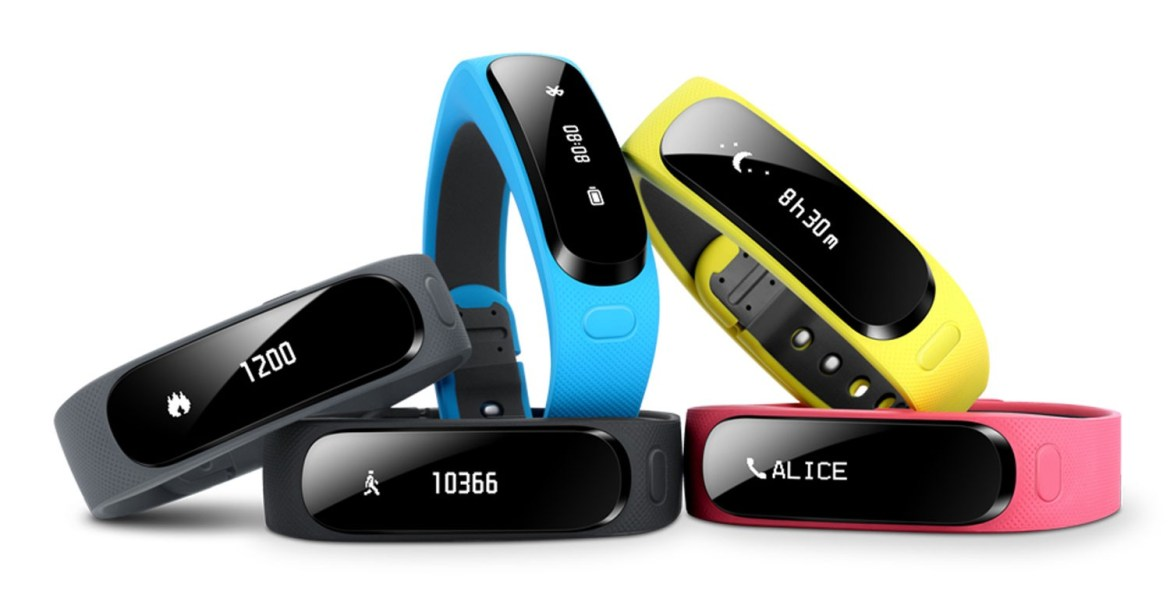 Wearable. TalkBand B1, da Huawei
