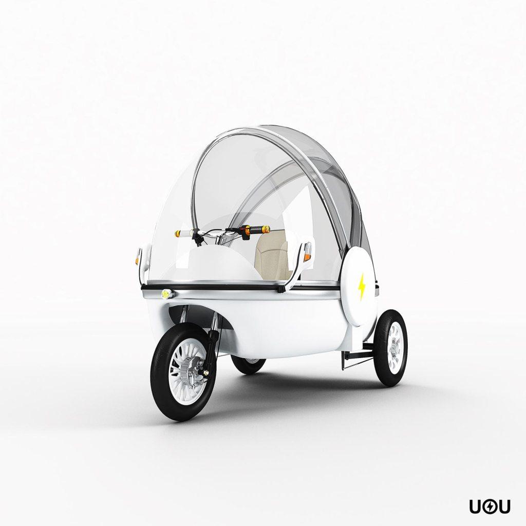 UOU. O carro elétrico português