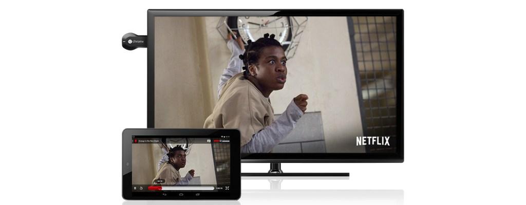 Netflix. Televisão por Internet