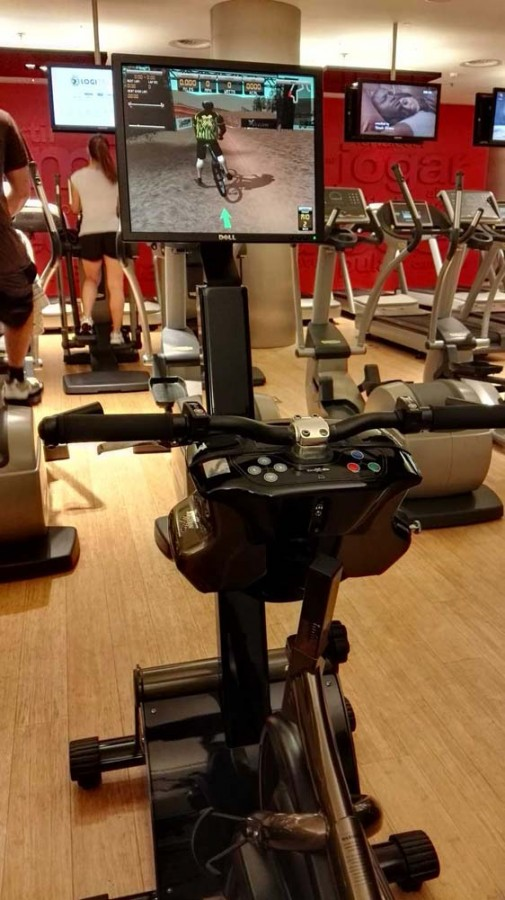 Fitness e tecnologia. X Dream