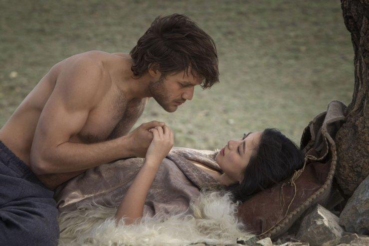 Filmes e séries originais da Netflix. Marco Polo