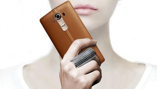 Teste LG G4: Mais do que uma carinha bonita