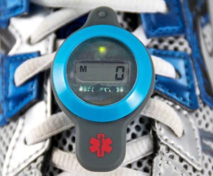 Gadgets de corrida. MilestonePod