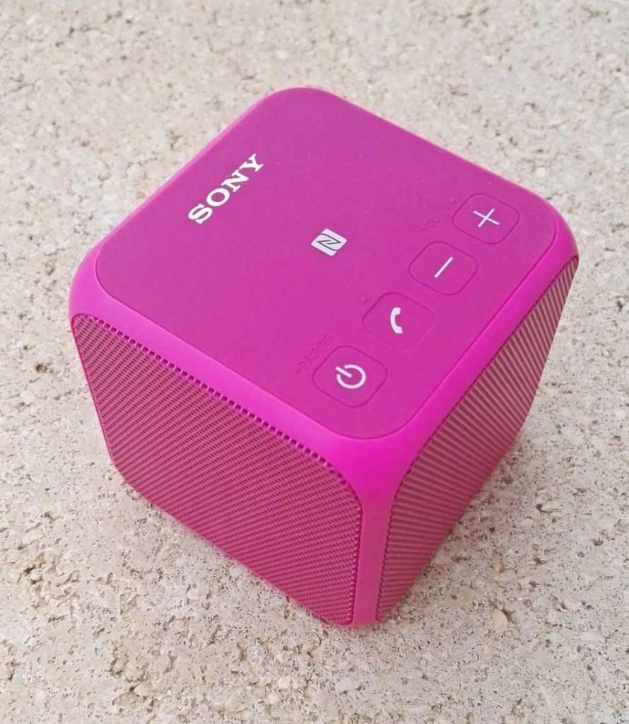Música ao cubo com a coluna SRS-X11, da Sony