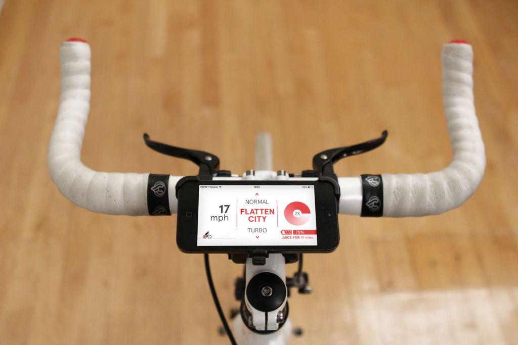Gadgets para pedalar melhor. The Copenhagen Wheel
