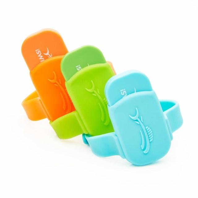 Gadgets à prova d'água. iSwimband