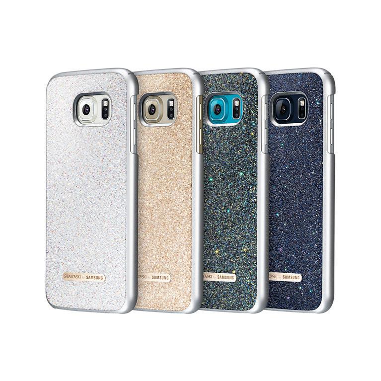 Acessórios Swarovski for Samsung para Galaxy S6
