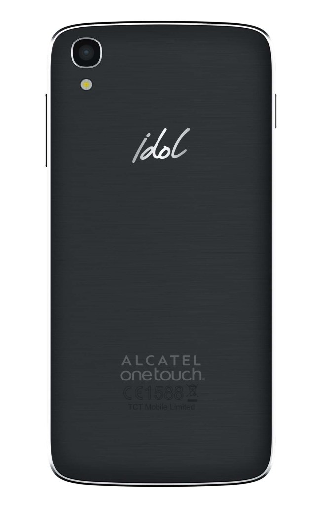 Idol 3, o novo smartphone a Alcatel One Touch
