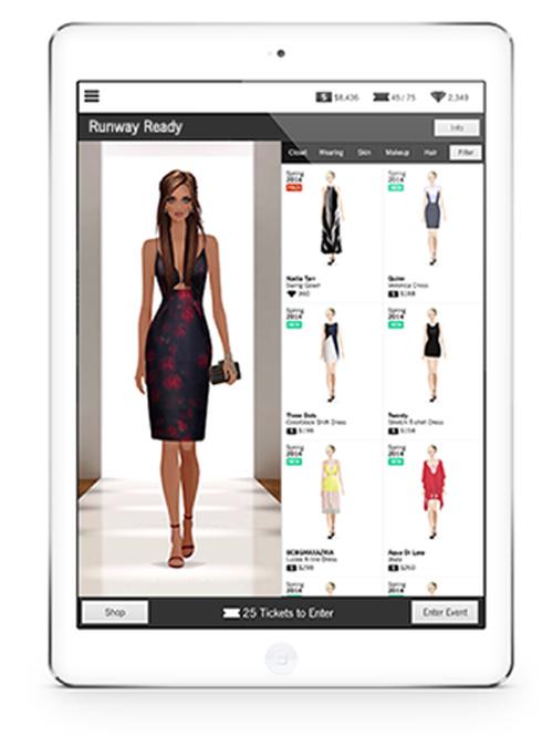 Tecnologia na NY Fashion Week. Yigal Azrouël e a app Covet Fashion
