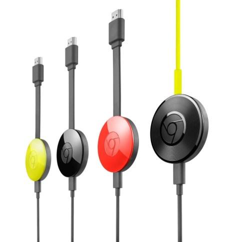 Chromecast Audio dá vida nova às suas colunas