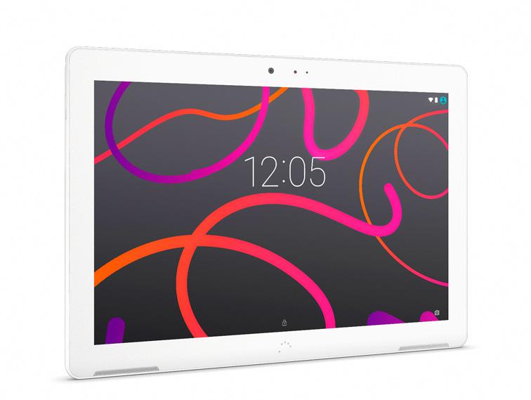 Aquaris M10, o novo tablet da BQ