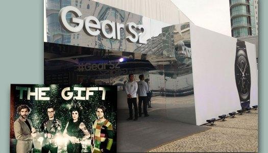 The Gift no Gear S2 Studio