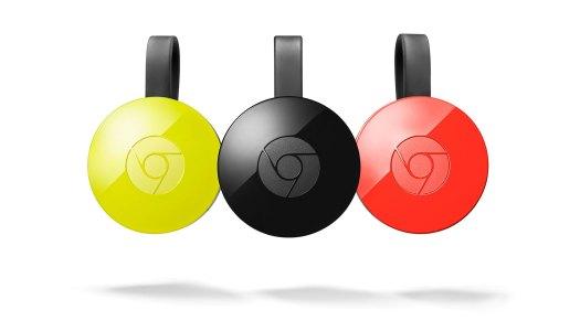 O novo Chromecast chega a Portugal