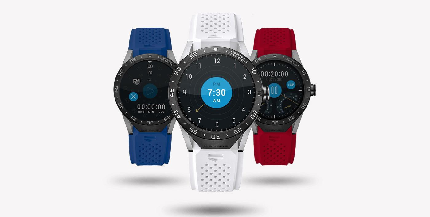 7776e31f55f Nov 2015. Era um dos lançamentos mais esperados da temporada. A Tag Heuer  acaba de apresentar o seu primeiro smartwatch ...