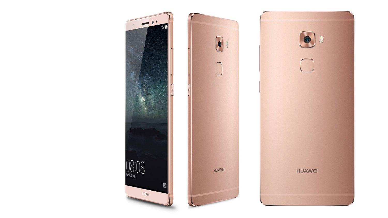 Huawei Mate S Pink superfeminino