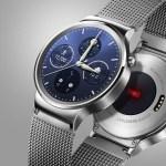 Teste Huawei Watch: Um smartwatch com muito estilo