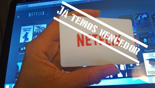Sabe quem venceu o passatempo Netflix?