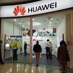 Huawei abre loja em Portugal