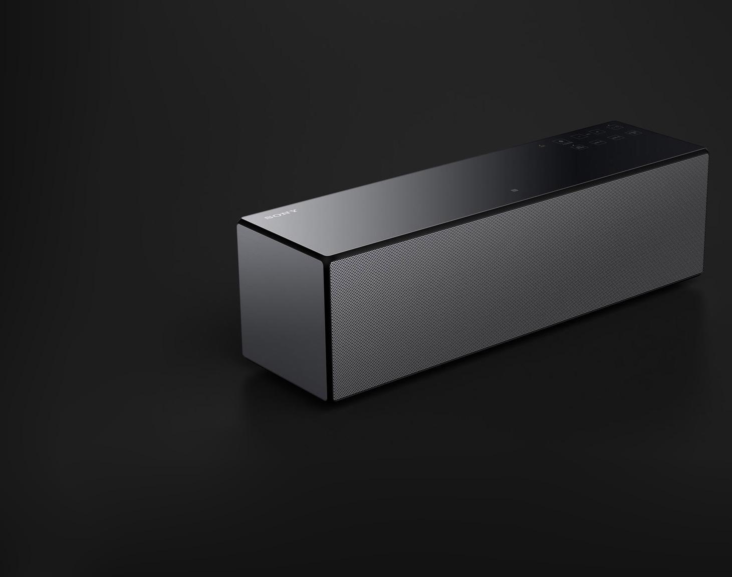 Coluna sem fio SRS-X88, da Sony