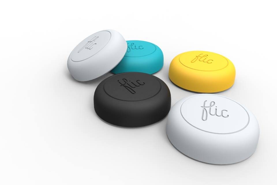 Flic, um botão inteligente e sem fios
