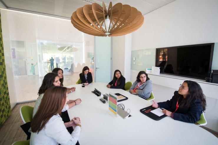 Do It Girls, foi o evento da Microsoft destinado às jovens universitárias