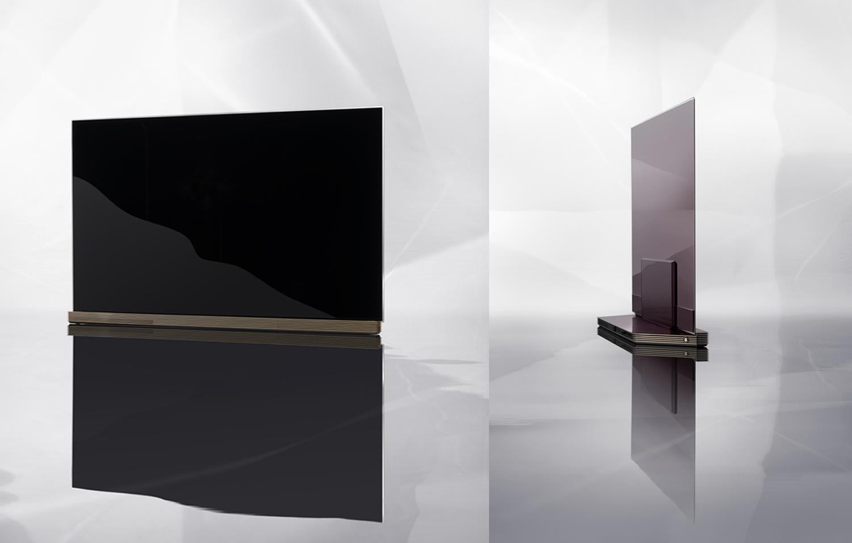 Nova gama de TVs OLED 4K, da LG