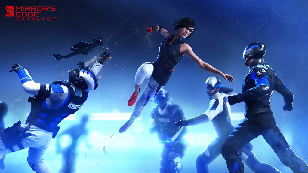 Videojogo: Mirror's Edge Catalyst, da Electronic Arts