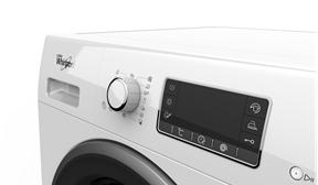 Eletrodomésticos com sexto sentido. Máquina de Lavar e Secar Roupa, WWDC 8614, da Whirlpool