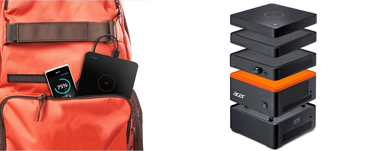 Revo Build, da Acer. Construa o seu computador