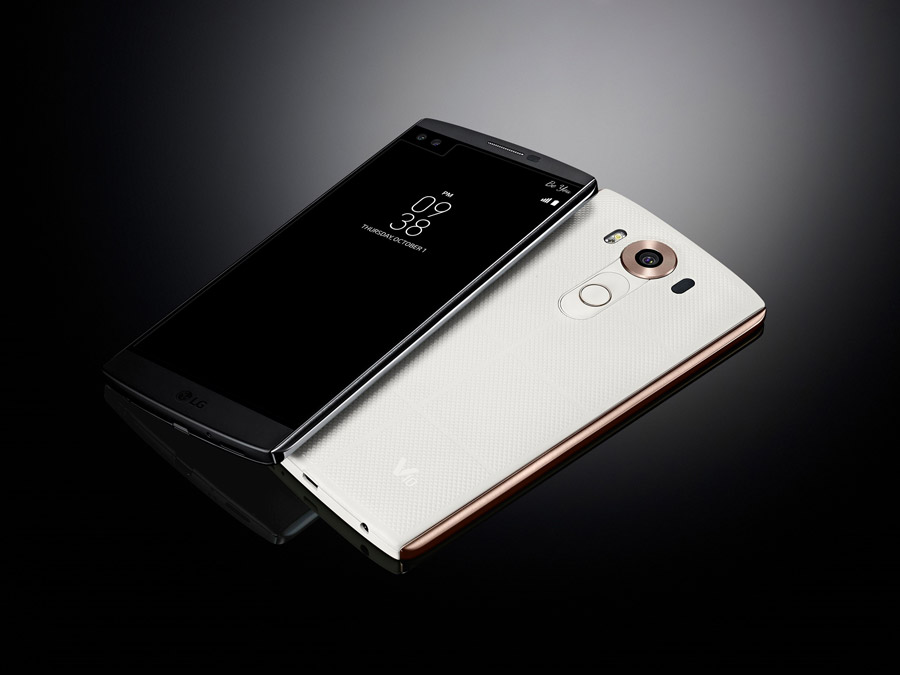 LG V10 hands on