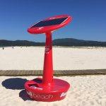 Wi-Fi gratuito nas praias portuguesas
