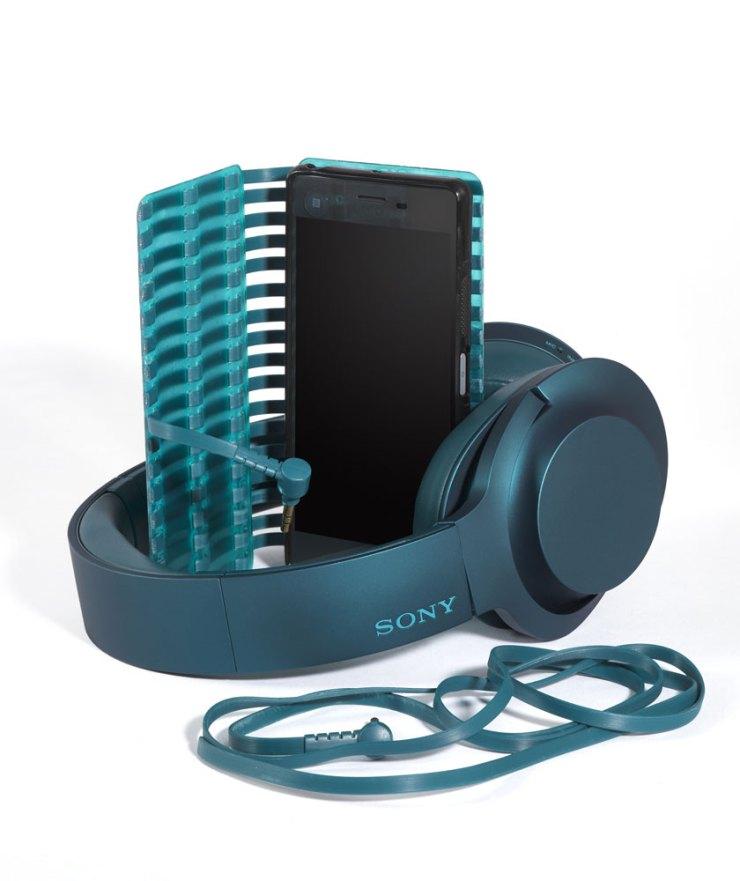 Fashion Unplugged da Sony x AURIA. Moda, viagem e tecnologia