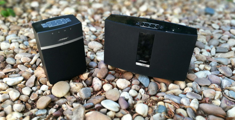 Sistema de áudio SoundTouch Wi-Fi, da Bose