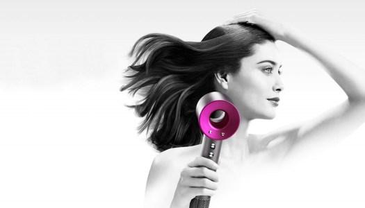 O secador de cabelo revolucionário
