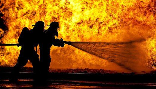 Ajudar os bombeiros com a Uber