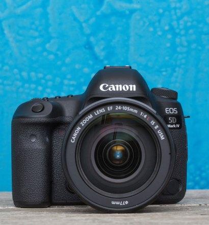 A fotografia perfeita com a nova EOS 5D Mark IV, da Canon