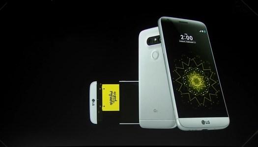 Teste G5: O smartphone modular da LG