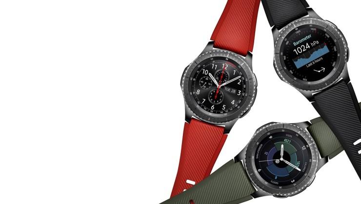 Gear S3, o novo smartwatch da Samsung, chega às lojas