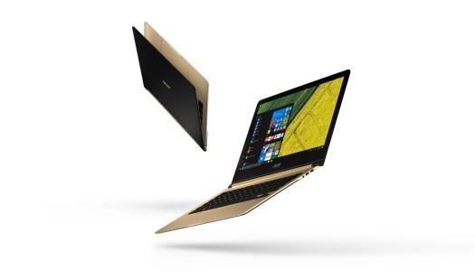 O portátil ultrafino da Acer e outras novidades
