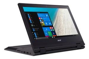 O portátil ultrafino da Acer e outras novidades. TravelMate Spin_B1