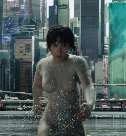 Manga: Ghost in The Shell no cinema