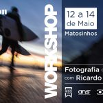 Workshop de fotografia de surf