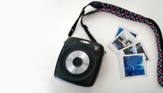Instax Square SQ10: A nova câmara híbrida de Fujifilm