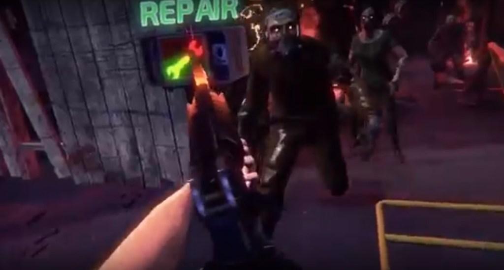 Zombie Survival, da Zero Latency